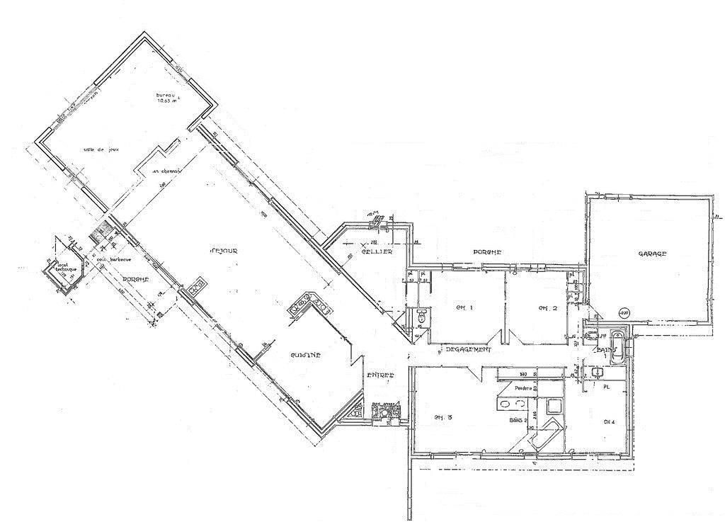 plan de maison open source